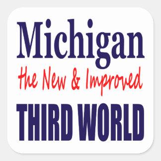 ミシガン州新しい及び改良された第三世界 スクエアシール