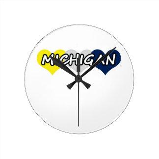 ミシガン州 時計