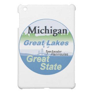 ミシガン州 iPad MINIケース