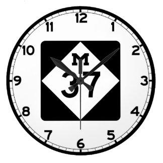 ミシガン州M-37 ウォールクロック