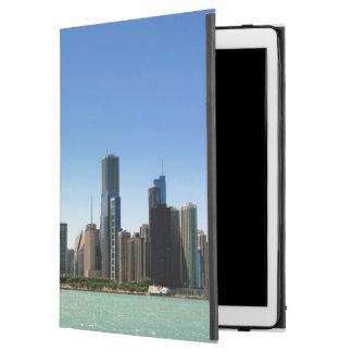 """ミシガン湖著シカゴのスカイラインの眺め iPad PRO 12.9"""" ケース"""