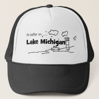 ミシガン湖 キャップ