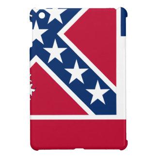 ミシシッピーの旗の地図 iPad MINI CASE