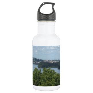 ミシシッピー川からのDubuqueアイオワ ウォーターボトル