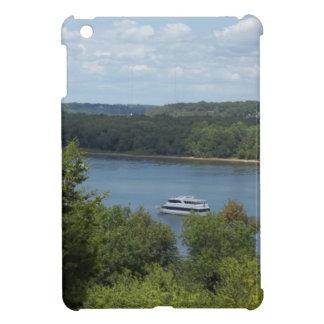ミシシッピー川のボート iPad MINIカバー