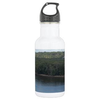 ミシシッピー川の東のDubuque ウォーターボトル