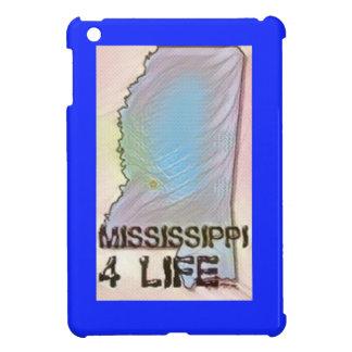 """""""ミシシッピー4生命""""の州の地図のプライドのデザイン iPad MINI CASE"""