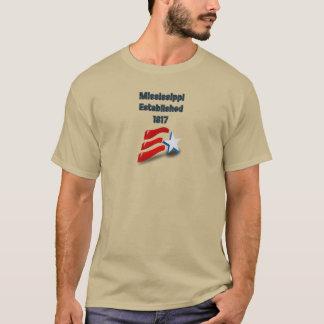 ミシシッピー- Tシャツ