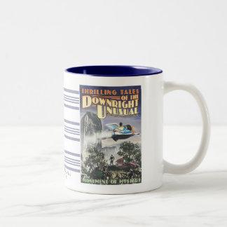 ミステリーマグの記念碑 ツートーンマグカップ