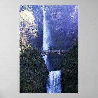 ミステリー滝 ポスター