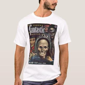 ミステリー1952年12月の有名で素晴らしいTシャツ Tシャツ