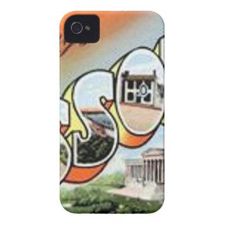 ミズーリからの挨拶 Case-Mate iPhone 4 ケース