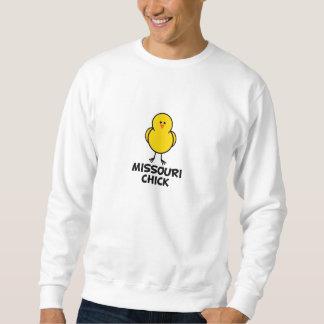 ミズーリのひよこ スウェットシャツ