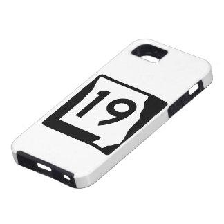 ミズーリのルート19 iPhone SE/5/5s ケース
