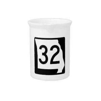 ミズーリのルート32 ピッチャー