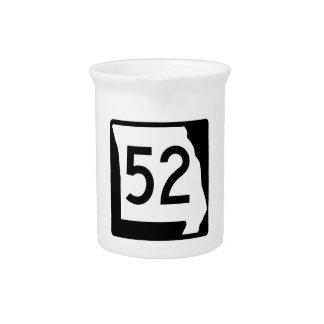 ミズーリのルート52 ピッチャー