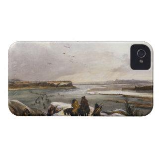 ミズーリの城砦クラーク、1834年の1プレート2月 Case-Mate iPhone 4 ケース