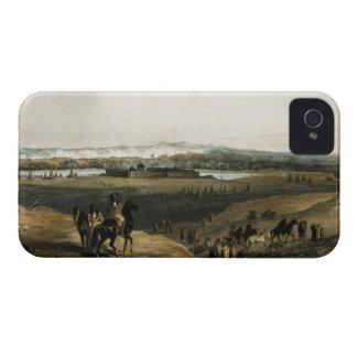 ミズーリの城砦連合は、容積2からの28をめっきします Case-Mate iPhone 4 ケース