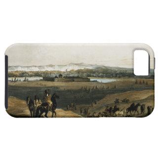 ミズーリの城砦連合は、容積2からの28をめっきします iPhone SE/5/5s ケース