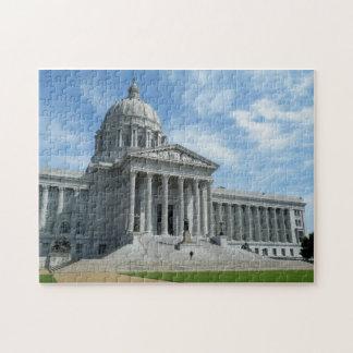ミズーリの州の国会議事堂 ジグソーパズル