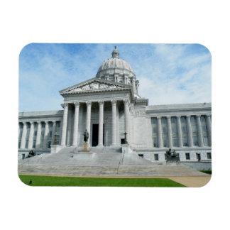 ミズーリの州の国会議事堂 マグネット