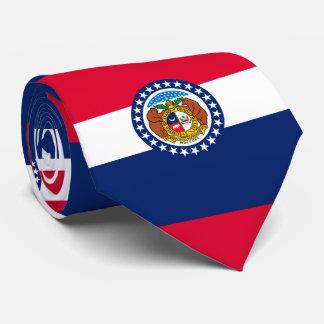 ミズーリの州の旗のデザイン オリジナルタイ