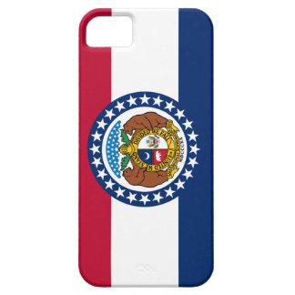 ミズーリの旗のiPhone 5の場合 iPhone SE/5/5s ケース