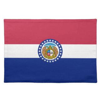 ミズーリの旗 ランチョンマット