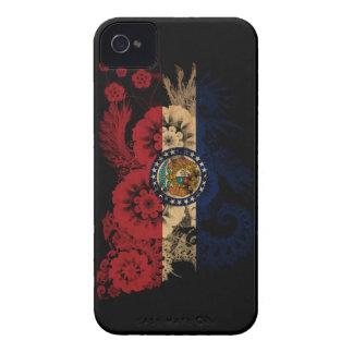 ミズーリの旗 Case-Mate iPhone 4 ケース