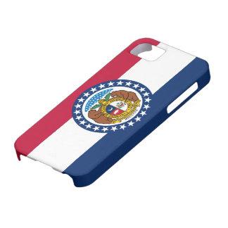 ミズーリの旗 iPhone SE/5/5s ケース