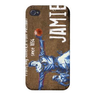 ミズーリのiPhoneカバーからのアメリカの保護 iPhone 4 ケース