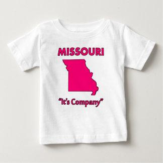ミズーリ-それは会社です ベビーTシャツ
