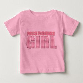 ミズーリ ベビーTシャツ