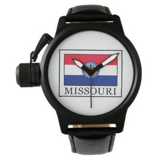 ミズーリ 腕時計