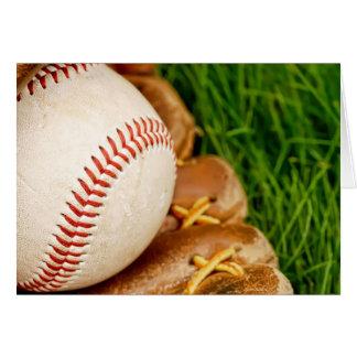 ミットとの野球 カード