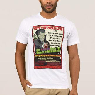 ミット無慈悲の Tシャツ