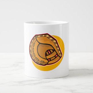 ミット ジャンボコーヒーマグカップ