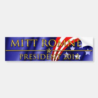 ミット・ロムニーの大統領2012年 バンパーステッカー