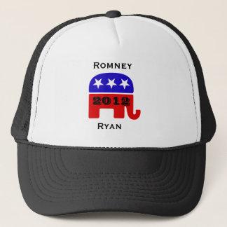 ミット・ロムニーの選挙運動プロダクト キャップ