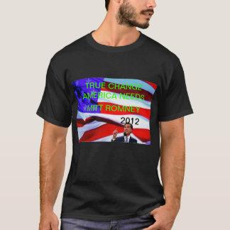 ミット・ロムニーの2012年のTシャツ Tシャツ