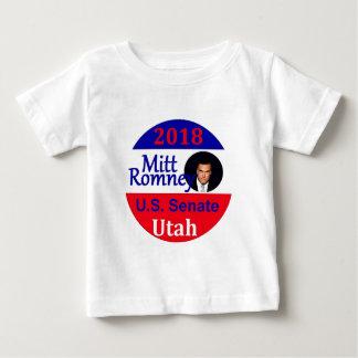 ミット・ロムニーの2018年の上院 ベビーTシャツ