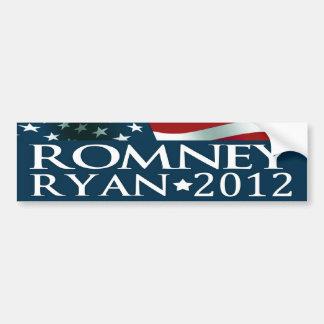 ミット・ロムニーポールライアンの選挙2012年 バンパーステッカー
