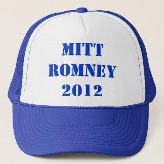 ミット・ロムニー2012年 キャップ