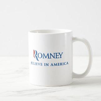 ミット・ロムニー2012年 コーヒーマグカップ
