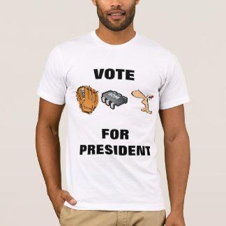 ミットRom膝(ミット・ロムニー2012の共和党員のワイシャツ) Tシャツ
