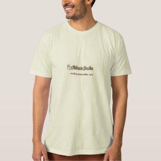 ミッドランズの落書きメンズTシャツ Tシャツ