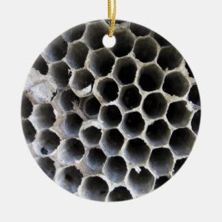 ミツバチの巣01 セラミックオーナメント