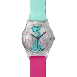 ミトン 腕時計