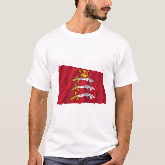 ミドルセックスの振る旗 Tシャツ