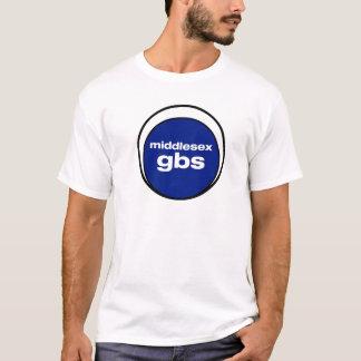 ミドルセックスGBSのロゴのワイシャツ Tシャツ